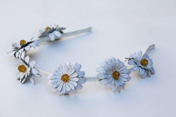 daisy hairband