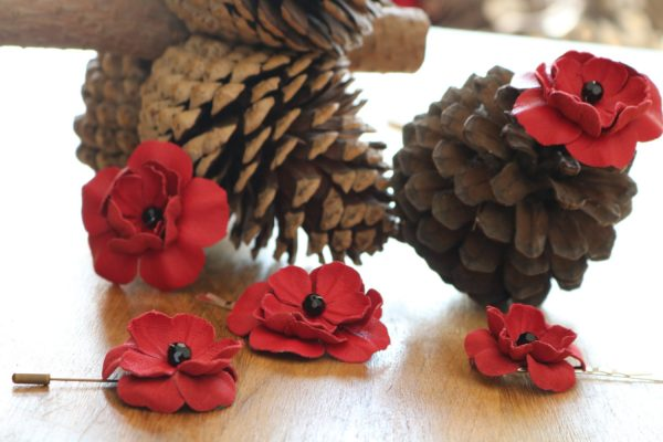 poppy hair accessories