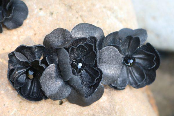 poppy barrette clip