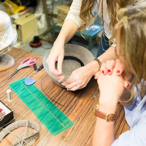 Millinery Workshops