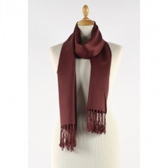 chestnut brown scarf