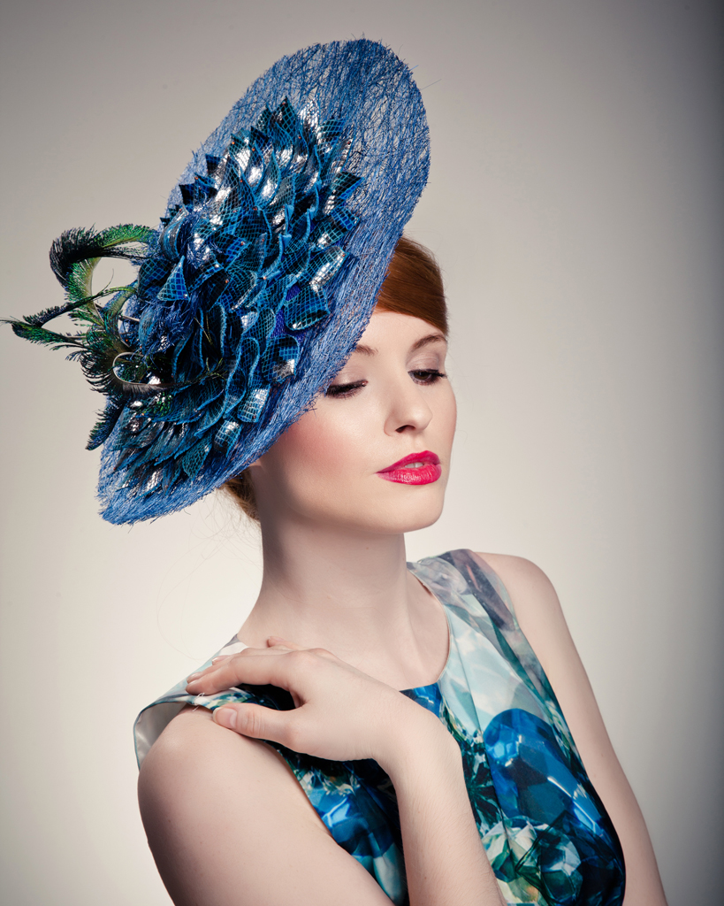 dd843623a9c02 Hats for the races  Bespoke hats at Beverley Edmondson Millinery