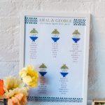 Urban tribal wedding stationery by Ananya Cards