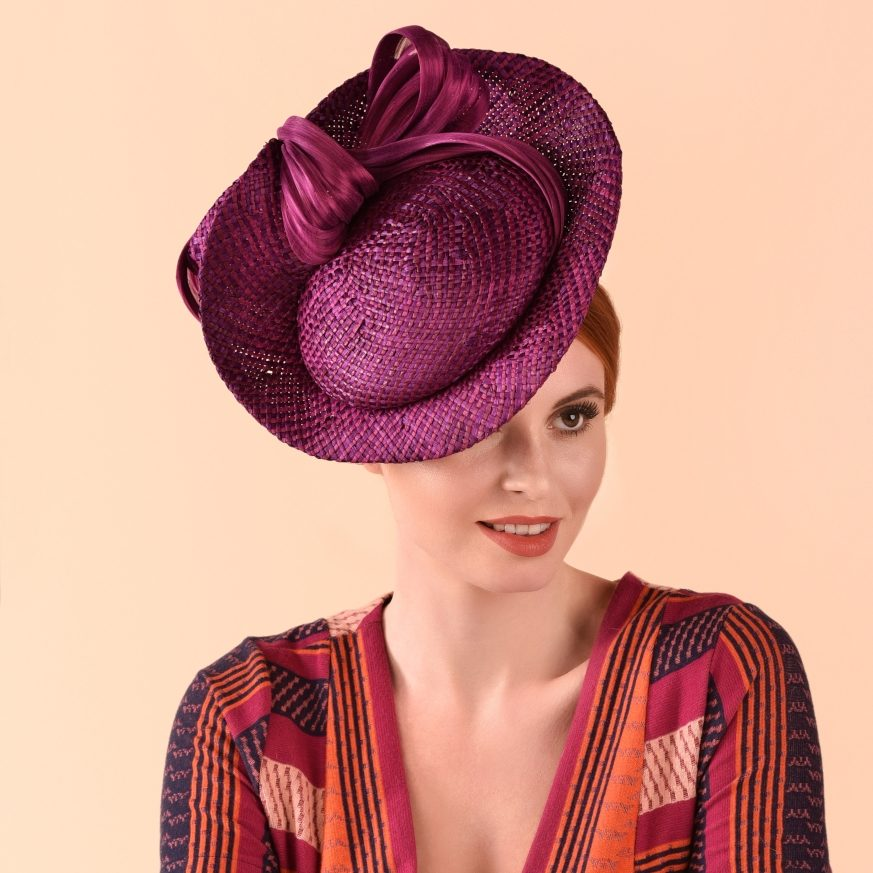 a28acb2e281 Autumn Winter - Millinery Range - Beverley Edmondson Millinery